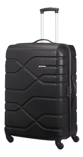 American Tourister Harde reistrolley Houston City Spinner black 75 cm