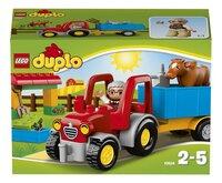 LEGO DUPLO 10524 Landbouwtractor-Vooraanzicht