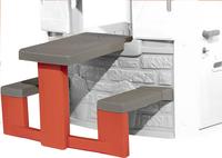 Smoby table pique-nique pour maisonnettes Neo Jura Lodge et My Neo House-Détail de l'article