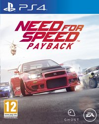 PS4 Need for Speed Payback ENG/FR