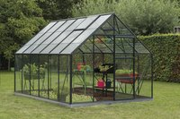 ACD serre Intro Grow Oliver 9.9 m² anthracite-Image 1