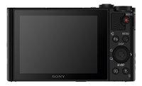 Sony digitaal fototoestel DSC-WX500-Achteraanzicht