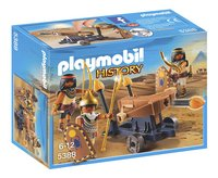 Playmobil History 5388 Soldaten van de farao met ballista