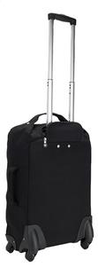 Kipling valise souple Darcey True Black 55 cm-Arrière