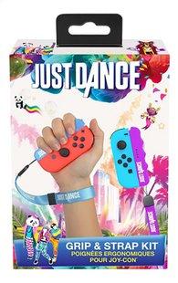 Subsonic Grip & Strap Juste Dance 2019 pour Joy-Con-Avant