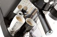 Boretti Espressomachine B400 zwart-Afbeelding 1