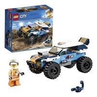 LEGO City 60218 Woestijn rallywagen-Artikeldetail