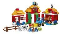 LEGO DUPLO 10525 Grote boerderij-Vooraanzicht