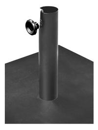 Tuozi Pied de parasol en acier Less 17 kg anthracite-Détail de l'article