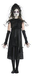 Verkleedpak Gothic Bride maat 146