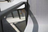 Tuinstoel Forios grijs/antraciet-Afbeelding 2