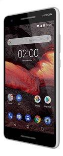 Nokia smartphone 2.1 Grey/Silver-Côté droit
