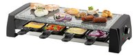 Domo Steengrill-grill-raclette DO9189G-Afbeelding 1