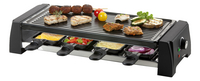 Domo Steengrill-grill-raclette DO9189G-commercieel beeld