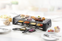 Domo Steengrill-grill-raclette DO9189G-Afbeelding 3