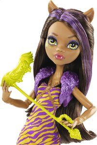 Monster High mannequinpop Dance the Fright Away Clawdeen-Bovenaanzicht