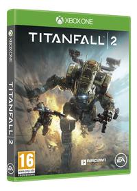 XBOX One Titanfall 2 ENG/FR-Linkerzijde