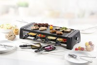 Domo Steengrill-grill-raclette DO9189G-Afbeelding 4