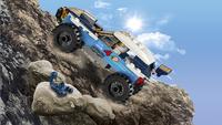 LEGO City 60218 Woestijn rallywagen-Afbeelding 2