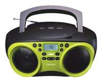 Lenco radio/lecteur CD SCD-200 lime-Détail de l'article