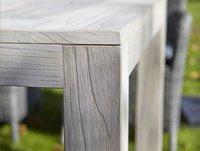 Table de jardin Ulm Grey Wash 220 x 100 cm-Détail de l'article