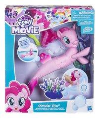 My Little Pony figuur Pinkie Pie zwemmende zeepony-Vooraanzicht