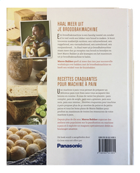 Panasonic Broodoven SD-2500WXE-R-Artikeldetail