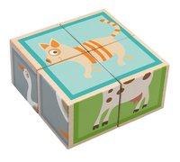 Scratch Europe houten blokkenpuzzel Boerderij-Artikeldetail