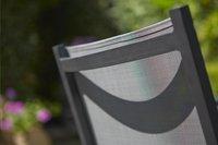 Tuinstoel Forios grijs/antraciet-Afbeelding 4