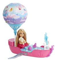 Barbie set de jeu Dreamtopia Le bateau magique de Chelsea
