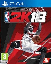 PS4 NBA 2K18 Legend Edition FR/ANG