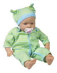 DreamLand poupée souple avec tétine Charlotte