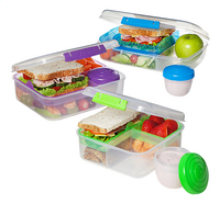 Sistema Lunchbox To Go Bento Cube 1,25 l-Afbeelding 5