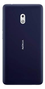 Nokia Smartphone 2.1 Blue/Silver-Achteraanzicht