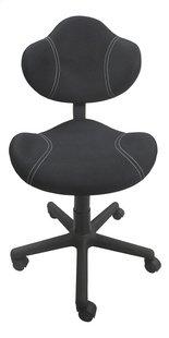 Chaise de bureau Argonaut noir-Avant