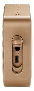 JBL bluetooth luidspreker GO 2 champagne-Artikeldetail