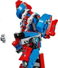 LEGO Spider-Man 76115 Spider Mecha vs. Venom-Vooraanzicht