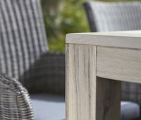 Table de jardin Ulm Grey Wash 160 x 90 cm-Détail de l'article