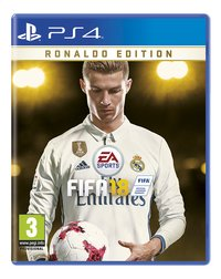 PS4 Fifa 18 Ronaldo Edition FR/NL