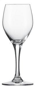 Schott Zwiesel 6 verres à vin rouge Mondial 20 cl-Avant