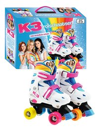 Patins à roulettes K3 pointure 31-34-Détail de l'article