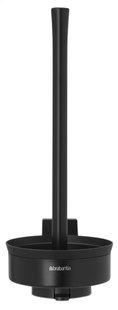 Brabantia porte-rouleaux de réserve noir