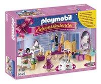 Playmobil Christmas 6626 Calendrier de l'Avent Loge d'artiste