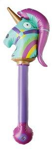 Opblaasbaar wapen Fortnite Rainbow Smash Pickaxe-Vooraanzicht
