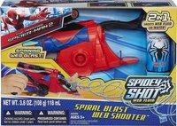 Set de jeu The Amazing Spider-Man 2 Spiral Blast Web Shooter-Avant