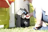 Smoby récupérateur d'eau pour maisonnette Neo Jura Lodge-Image 2