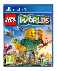 PS4 LEGO Worlds ENG/FR