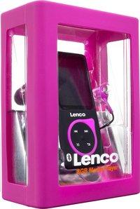 Lenco mp4-speler Xemio-767 BT 8 GB zwart/roze