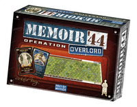 Memoir '44 extension : Operation Overlord ANG