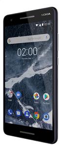 Nokia Smartphone 2.1 Blue/Silver-Rechterzijde